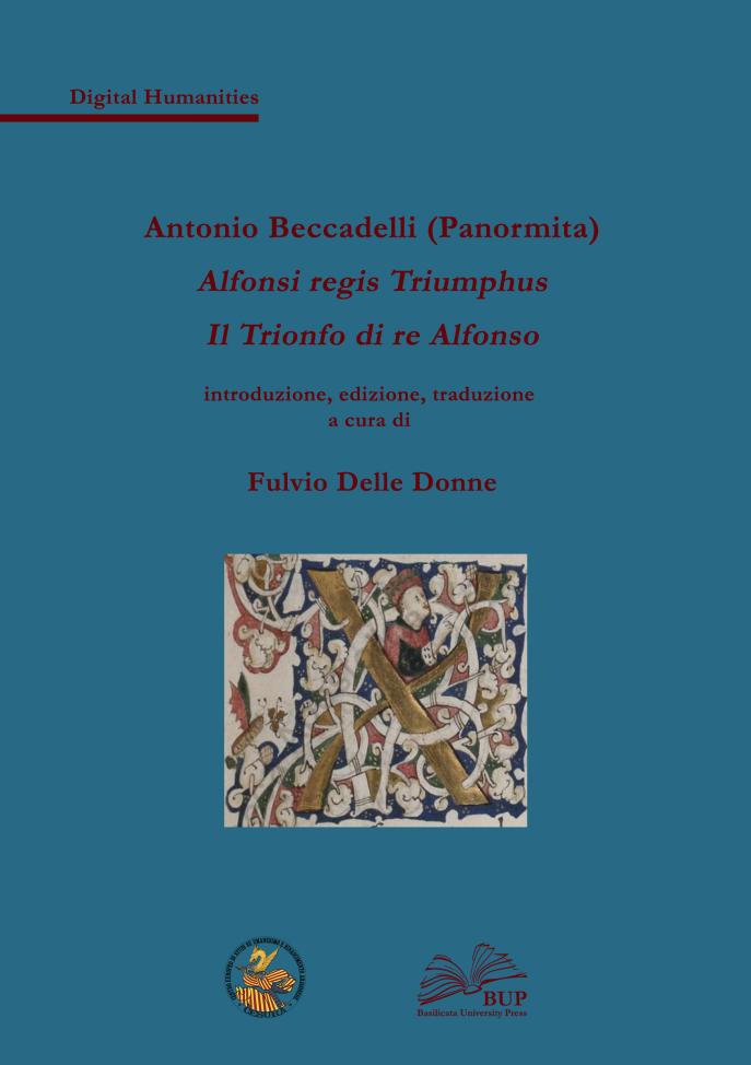 Copertina Triumpus del Panormita